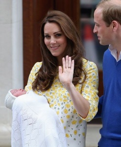 photo from Kate Middleton facebook page